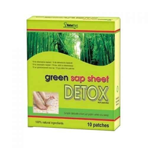 Detoxikačné náplasti