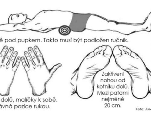 Ako narovnať chrbát