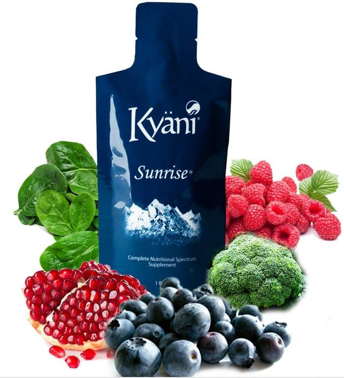 O produktoch Kyani